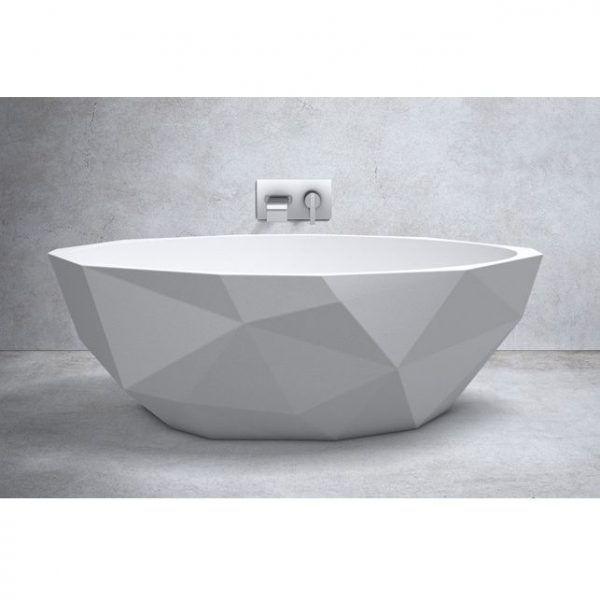 Apaiser Bijoux Freestanding Bath by Kelly Hoppen