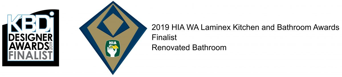 Bathroom Renovation Awards website logos