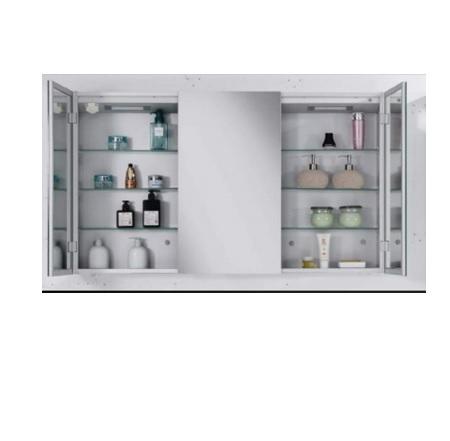 bella bagno mirrored cabinet