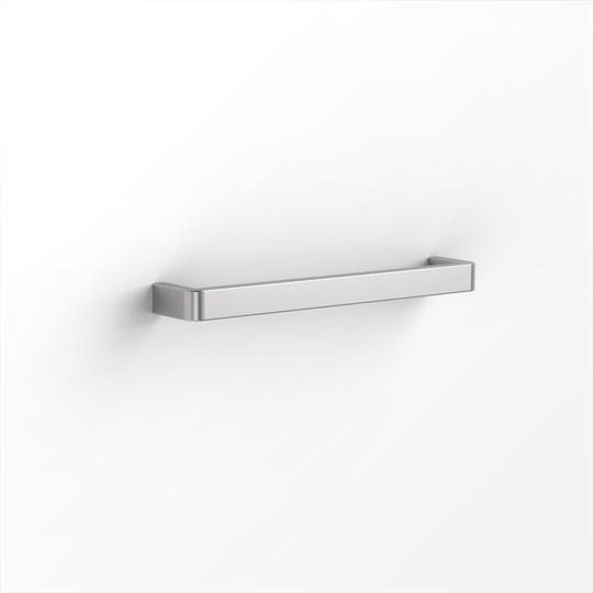 Avenir Curv 50 Heated Towel Rail Mirror Stainless