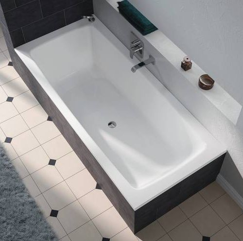 Kaldewei Cayono Duo Rectangle Inset Bath lifestyle