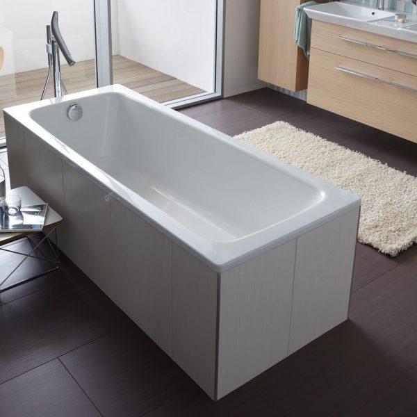 Kaldewei Cayono Rectangle Inset Bath lifestyle