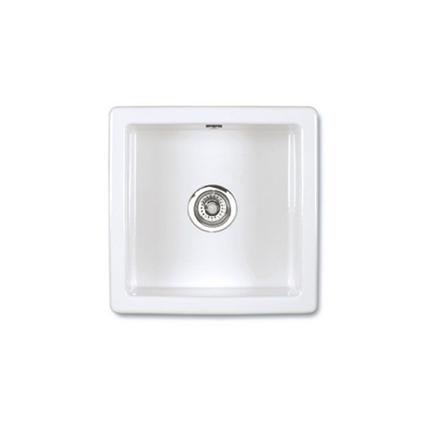 Shaws Square Inset Ceramic Sink