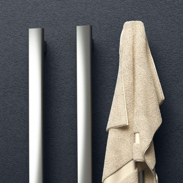Avenir Xeric Vertical Heated Towel Rail