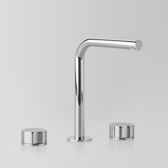Assemble Basin Set Indent Handle