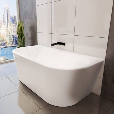 Decina Alegra 1700 Back to Wall Bath