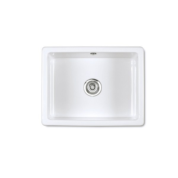 Shaws Inset 600 Ceramic Sink