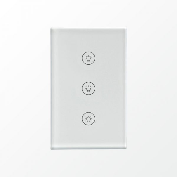 Avenir Universal WiFi Touch Timer Switch 3 Gang