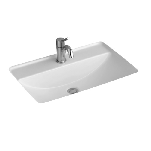 Villeroy and Boch Loop Rect Undercounter Basin with Tapshelf