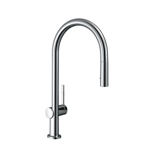 Hansgrohe Talis M54 Sink Mixer Pullout Chrome 72800003