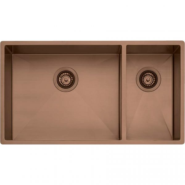 Oliveri Spectra 1.5 Bowl Copper Sink SB35CU