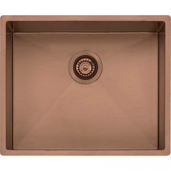 Oliveri Spectra Single Bowl Copper Sink SB50CU
