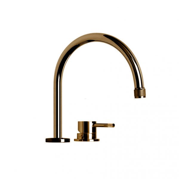 1.9307.06.7 Yokato Hob Bath Set Roma Bronze PVD