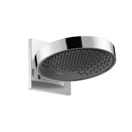 Hansgrohe Rainfinity Overhead Shower with Connector Chrome
