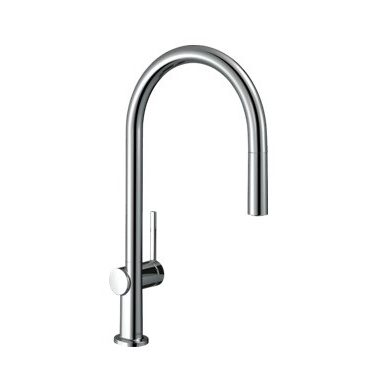 Hansgrohe Talis M54 Pullout Kitchen Mixer 220 1jet