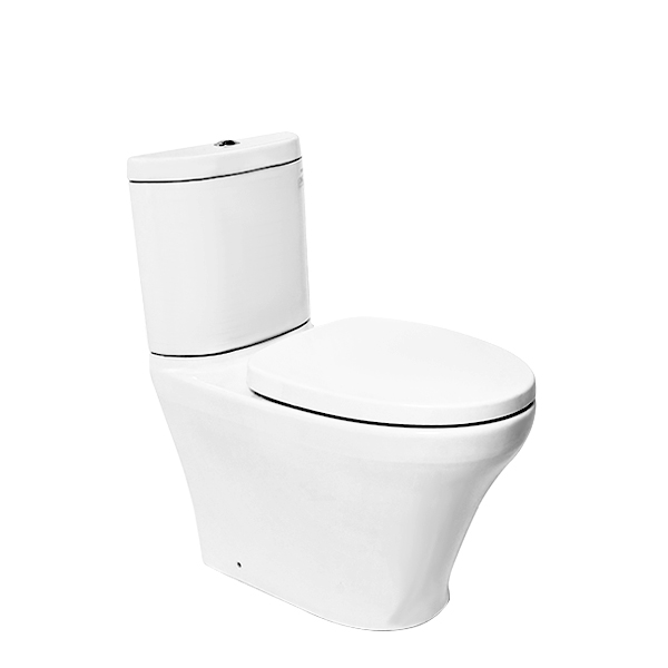 Toto Close Coupled Toilet CST818DVA1