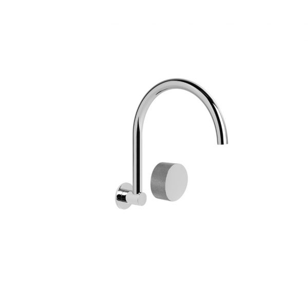 1.9528.94.7.01 Halo X Wall Set with Swivel Spout and Progressive Mixer