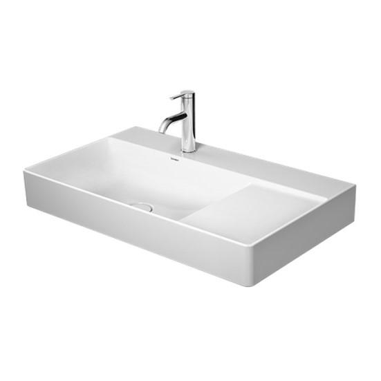 duravit durasquare asymmetrical basin 2348800041