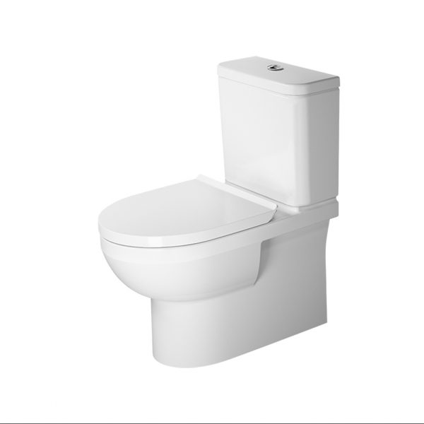 Durastyle Basic Rimless BTW Toilet D5082090