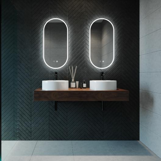 Gatsby LED Bathroom Mirror