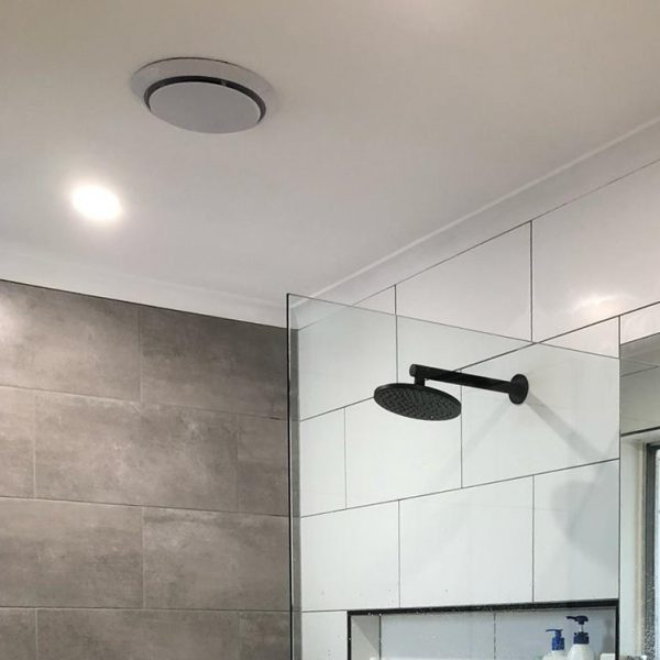 Exhaust Fans and Heating